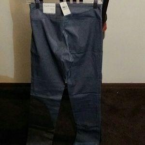 Pants - Charcole gray pants